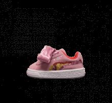 Puma Suede Heart Trailblazer infact SQN Pale Pink/Hibiscus