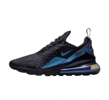 Nike Air Max 270 Black/Laser Fuchsia-Regency Purple