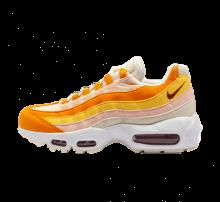 Nike Women's Air Max 95 Pale Ivory/Firewood Orange