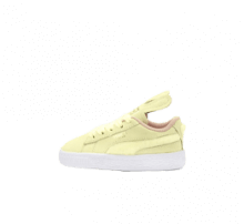 Puma Suede Easter AC Infant Yellow/Coral Cloud-Gold