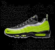 Nike Air Max 95 PRM Volt/Black-Volt Glow-Barely Volt