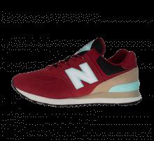 New Balance ML574JHQ Red