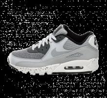 Nike Air Max 90 Premium Wolf Grey/Dark Grey-Black-Pure Platinum