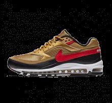 Nike Air Max 97/BW Metallic Gold/University Red-Black