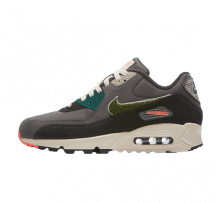 Nike Air Max 90 Premium SE Oil Grey/Rainforest