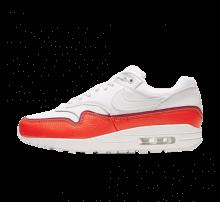Nike Women's Air Max 1 SE White/Team Orange-True Berry