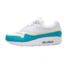 Nike Women's Air Max 1 SE White/LT Blue Fury
