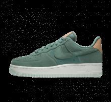 Nike Women's Air Force 1 '07 Premium Hasta/Summit White/Vachetta Tan