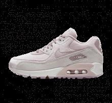 Nike Women's Air Max 90 LX Particle Rose/Vast Grey