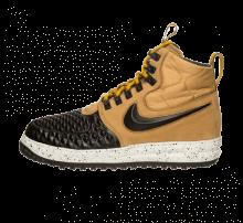 Nike Lunar Force 1 Duckboot '17 Metallic Gold/Black-Light Bone