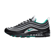 Nike Air Max 97 Black/Clear Emeral-White