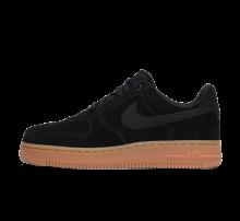 Nike Women's Air Force 1 '07 SE Black/Gum
