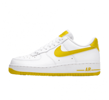 Nike Women's Air Force 1 '07 White/Bright Citron