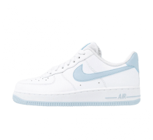 Nike Women's Air Force 1 '07 White/LT Armory Blue