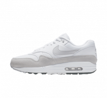Nike Air Max 1 White/Pure Platinum-Cool Grey