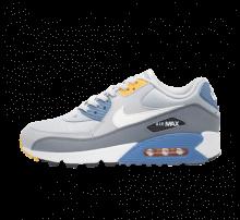 Nike Air Max 90 Essential Wolf Grey/White-Indigo Storm