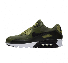 Nike Air Max 90 Essential Medium Olive/Black-Sequoia-Neutral Olive