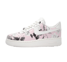 Nike Women's Air Force 1 '07 LXX Floral Summit White