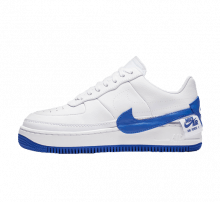 Nike Women's Air Force 1 Jester XX White/Game-Royal