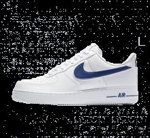 Nike Air Force 1 '07 3 White/Deep Royal