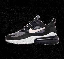Nike Air Max 270 React Black/Vast Grey-Off Noir