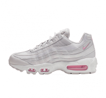 Nike Women's Air Max 95 SE Vast Grey/Psychic Pink-Summit White