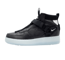 Nike Air Force 1 Utility Mid Black/Half Blue-White
