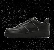 Nike Women's Air Force 1 LO Black/Black-White