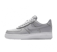 Nike Women's Air Force 1 LO Glitter Wolf Grey/White