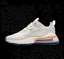 Nike Women's Air Max 270 React Summit White/Ghost Aqua