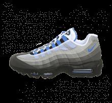 Nike Air Max 95 White/Crystal Blue