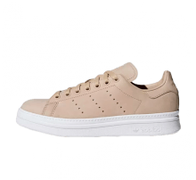 Adidas Women's Stan Smith New Bold Pale Nude/Cloud White