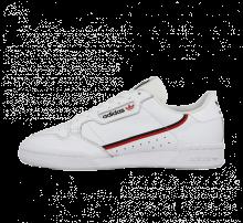 Adidas Continental 80 Footwear White/Scarlet/Navy