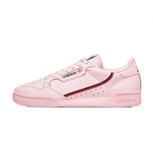 Adidas Continental 80 Clear Pink/Scarlet