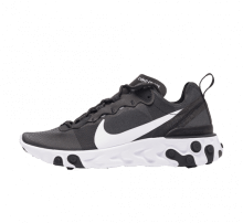 Nike Women's React Element 55 Black/White
