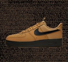 Nike Air Force 1 '07 Wheat/Black-Midnight Navy