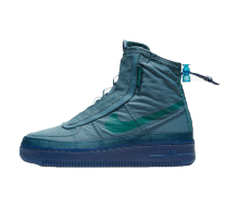 Nike Women's Air Force 1 Shell Midnight Turquoise/Geode Teal
