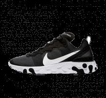 Nike React Element 55 Black/White