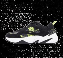 Nike Women's M2K Tekno Camo Black/Anthracite
