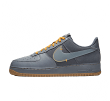 Nike Air Force 1 '07 Premium Cool Grey/Pure Platinum-Dark Grey