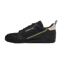 Adidas Continental 80 Core Black/Orange-Green