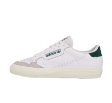 Adidas Continental Vulc Cloud White/Collegiate Green