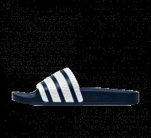 Adidas Adilette Adiblue/White/White