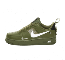 Nike Air Force 1 '07 LV8 Utility Olive Canvas/White-Black