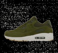 Nike Air Max 90 Ultra 2.0 Leather Olive Canvas/Light Bone