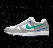Nike Air Span II Wolf Grey/Clear Emerald-White