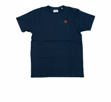 Sneaker District Mini Logo Embroidery Navy/Red