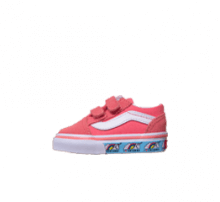 Vans Old Skool V Unicorn Strawberry Pink