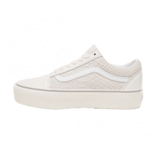 Vans Old Skool Platform Snake/White