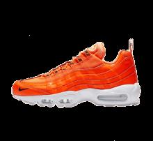 Nike Air Max 95 Premium Total Orange/Black-White